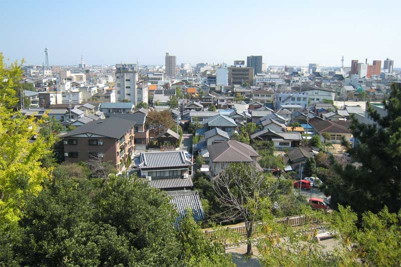 松阪市 - Matsusaka, Mie - JapaneseClass.jp